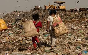 La pobreza extrema es un contradios