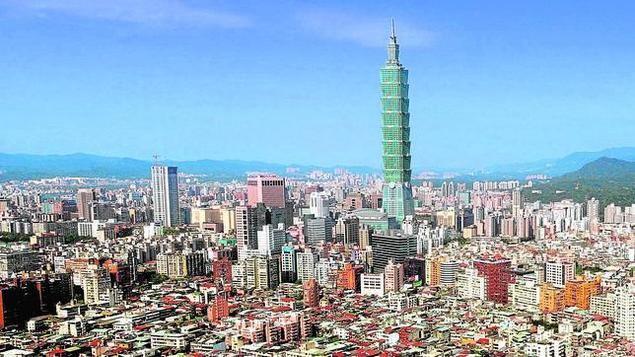 Se estima que la economía de Taiwan crecerá un 2,67 por ciento en el tercer trimestre del año y un 2,9 por ciento en el cuarto.