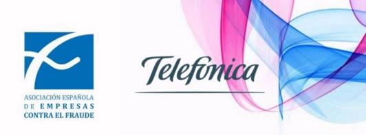 Telefónica se une a la Asociación de Empresas Españolas Contra el Fraude (AEECF)
