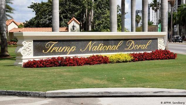 Trump desiste de albergar cumbre del G7 en su complejo de golf en Florida