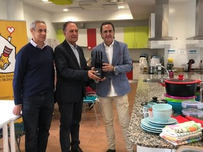 Quttin colabora con de la Fundación Infantil Ronald McDonald