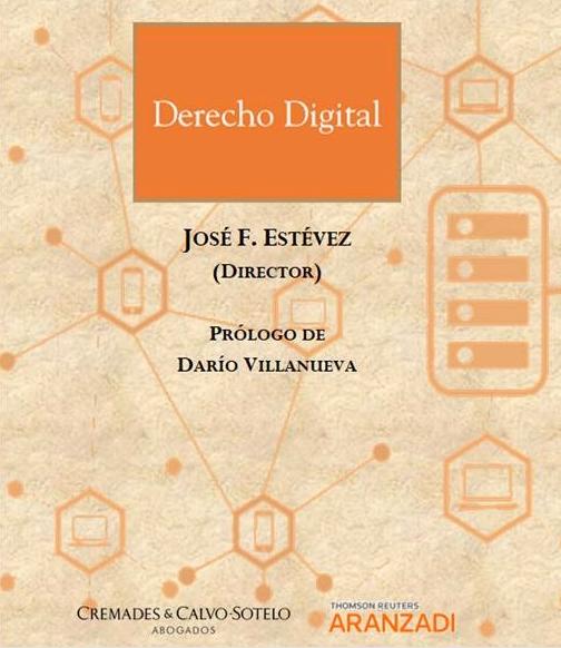 Presentado el libro 'Derecho Digital'