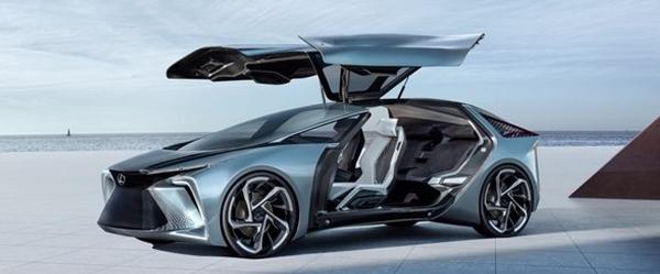 Lexus presenta el prototipo 'LF-30 ELECTRIFIED'