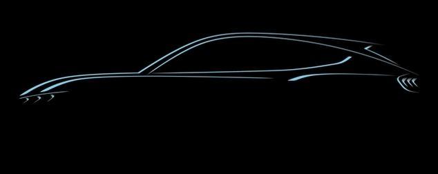 Ford presentara en el Salón de los Ángeles un eléctrico basado en el Mustang