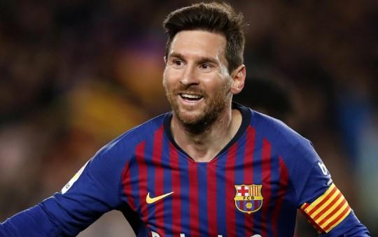 Leo Messi, el mejor pagado de la Liga Santander