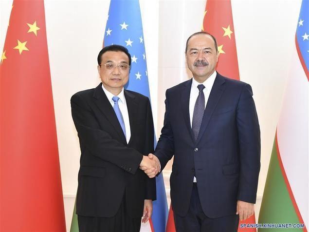 Nuevos acuerdos de colaboración entre China y Uzbekistán
