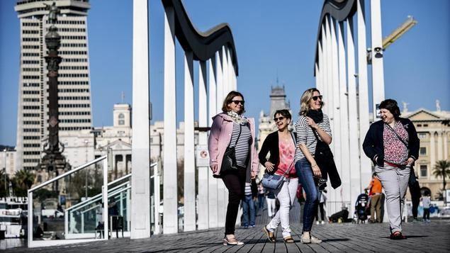 La llegada de turistas baja por segundo verano consecutivo