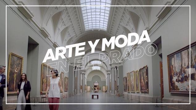 El Corte Inglés produce el corto Arte y Moda en El Prado