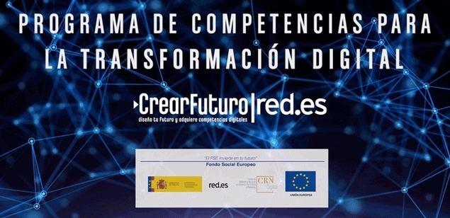 Red.es lanza, a través de su programa CrearFuturo.es, nuevos cursos gratuitos en formato Moocs para favorecer la transformación digital