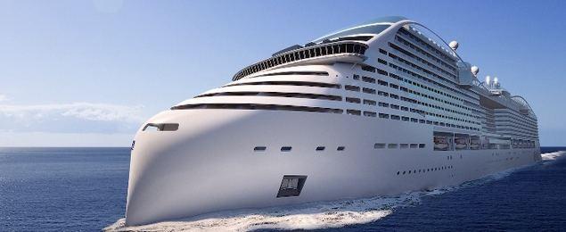Entregan el MSC Grandiosa, un buque portentoso