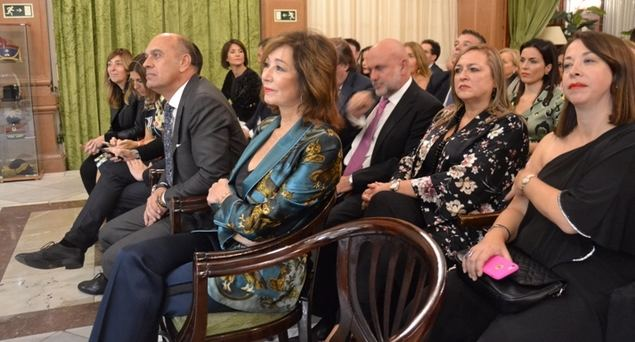 Entregadas las Medallas Europeas al Mérito en el Trabajo y a la Mujer Emprendedora de AEDEEC