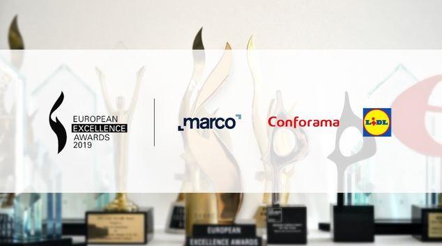 Conforama y Lidl, finalistas en los European Excellence Awards 2019