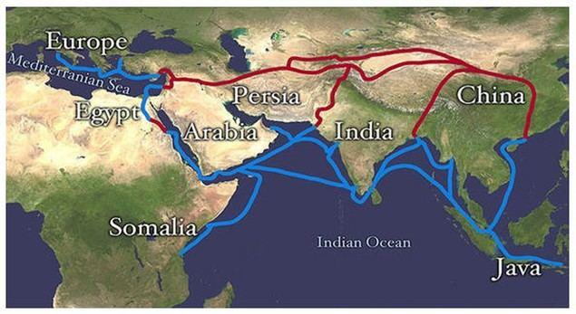 China invierte más de 10.000 millones de dólares en los países de la Franja y la Ruta
