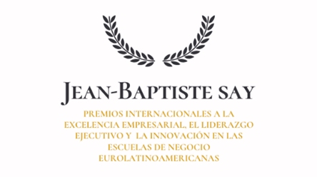 Premios Jean-Baptiste Say a excelencia empresarial