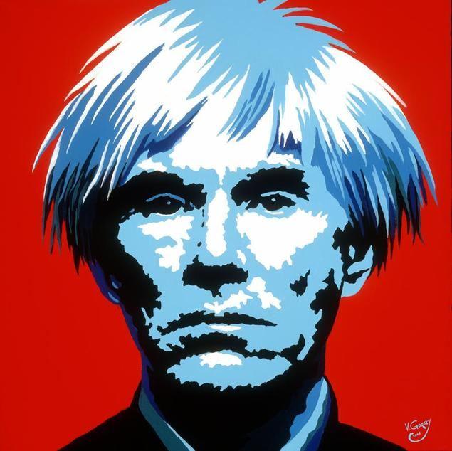 Comprar Warhol 'a distancia'