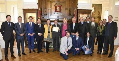 Merecido XVI Premio Otto de Habsburgo a Eugenio Nasarre