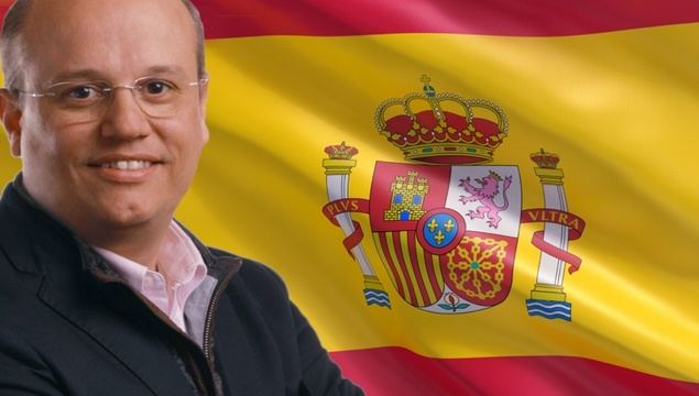 Alex de Anta, candidato de Vox por Tarragona.
