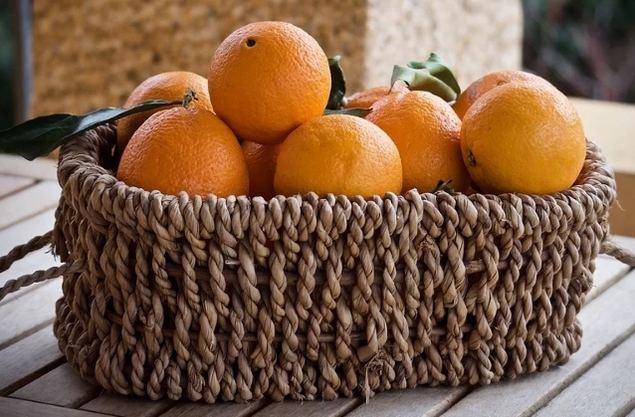 La mejor naranja del campo a tu mesa