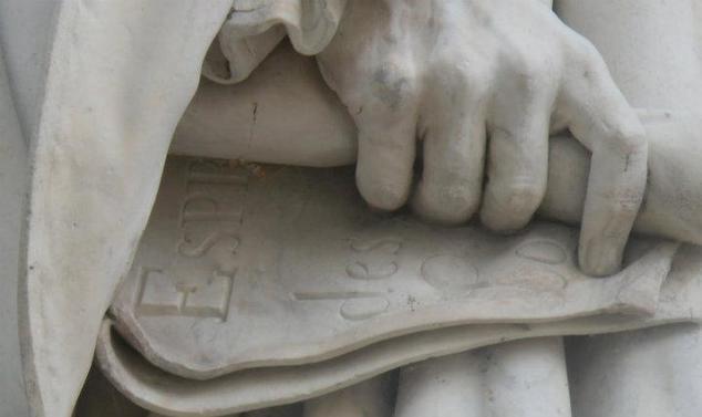 'Montesquieu ha muerto', podría ser el epitafio en la lápida de nuestra Democracia.