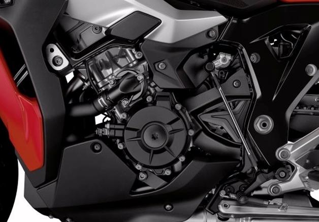 Bmw presenta la nueva S1000 XR