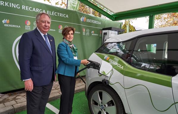 Iberdrola e IFEMA se unen para impulsar la movilidad eléctrica