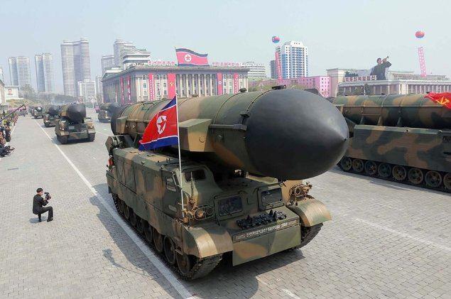 Corea del Norte lanza dos proyectiles a la espera de un cambio de actitud de EEUU