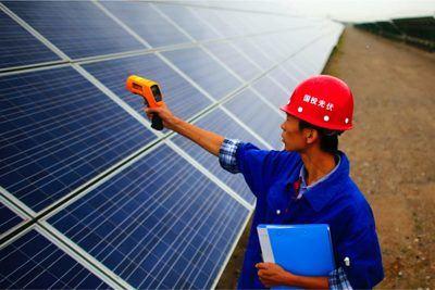 Crecen más de un 32% las exportaciones de productos fotovoltaicos de China