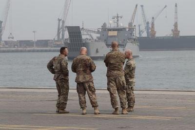 Arrancan los ejercicios militares conjuntos entre Emiratos Árabes y Estados Unidos