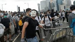 La protesta en Hong Kong impulsa un mensaje independentista