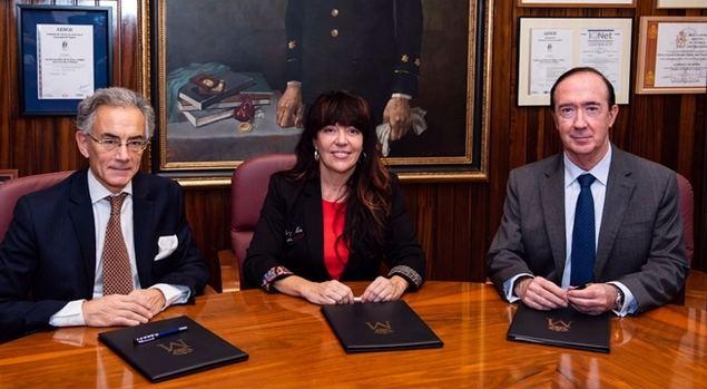Diversas Instituciones firman un protocolo para dar a conocer el legado de España en los Estados Unidos