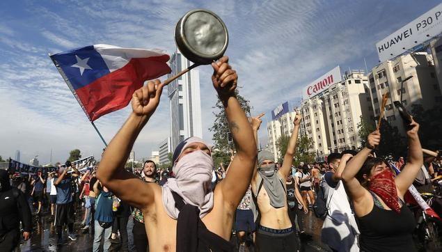 Bolivia y Chile, dos crisis en un continente