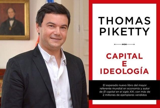 Comentario a la obra de Thomas Piketti 'Capital e ideología'