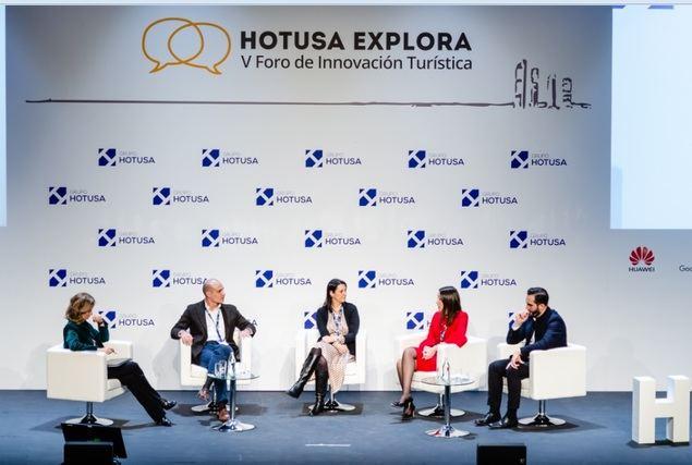 La ministra de Industria, Comercio y Turismo, Reyes Maroto, inaugurará la VI edición del Foro Hotusa Explora
