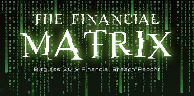 Más del 60 % de los registros filtrados en el último año pertenecían a empresas de servicios financieros