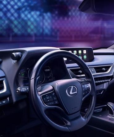 UX 300e, primer eléctrico de Lexus
