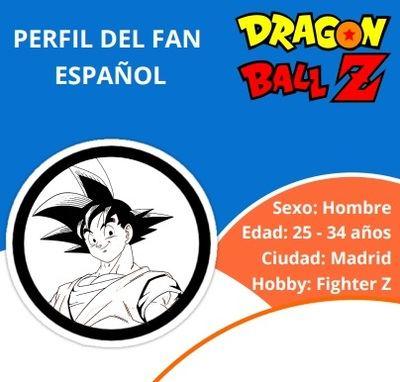 El perfil del fan de Dragon Ball: madrileño, treintañero, jugador de la saga FighterZ