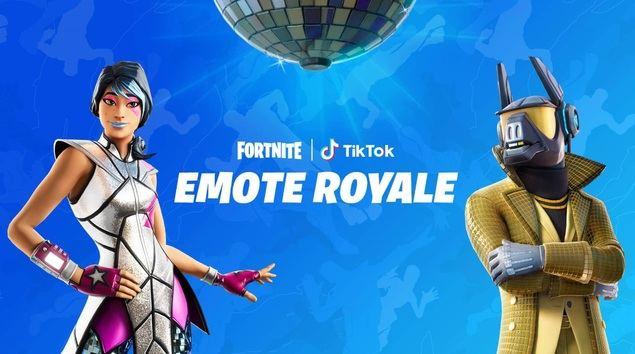 TikTok y Fortnite buscan los últimos movimientos con el challenge #EmoteRoyaleContest