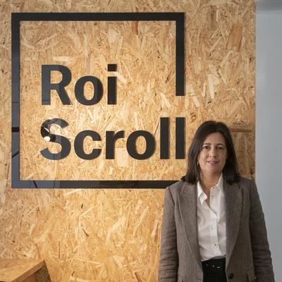 Estela Carrera, nombrada nueva Marketing Offline Director en Roi Scroll