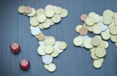 Un pequeño bache en el apetito mundial por el riesgo
