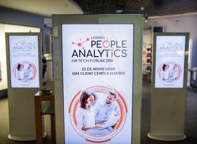 LMS reunirá en Madrid a los principales expertos en People Analytics