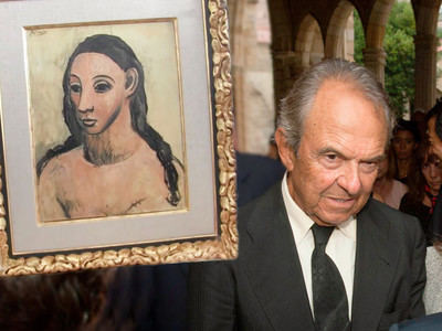 Jaime Botín, expresidente de Bankinter, ha sido condenado a 18 meses de cárcel por el contrabando de un Picasso y el Estado pasará a ser el propietario del valioso cuadro.