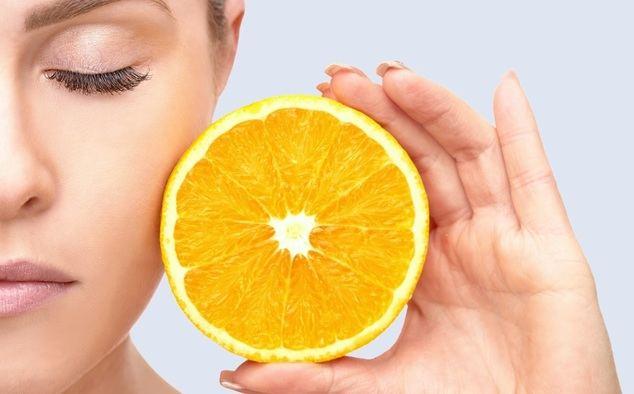 Contra el frío, vitamina C para tu piel
