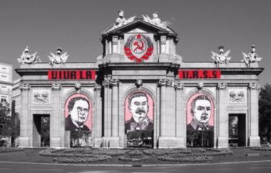 Hubo un tiempo en que España discurrió por la senda de convertirse en una República Soviética.