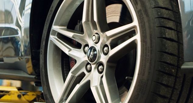 Ford desarrolla una tuerca de seguridad en 3D que evita el robo de ruedas