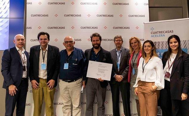 TOQIO gana la cuarta edición de Cuatrecasas Acelera
