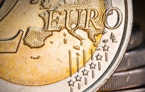 El euro alcanza su racha bajista más prolongada en 10 meses