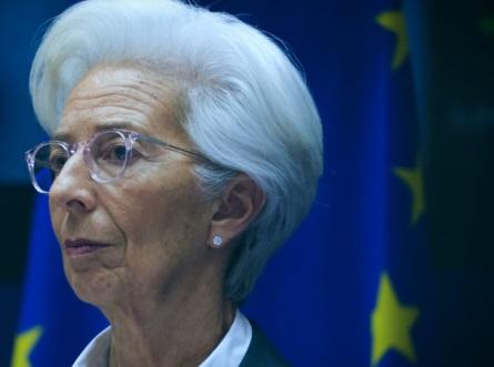 La neutralidad en las palabras de Lagarde detiene la caída del euro