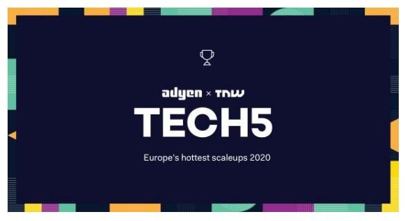 Desveladas las cinco startups españolas finalistas de Tech5
