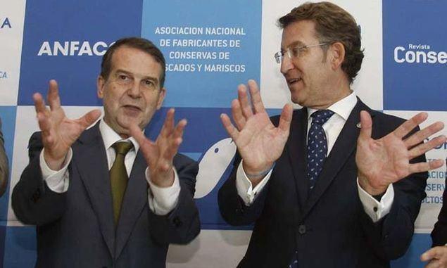 Abel Caballero a favor del PP en la campaña electoral gallega