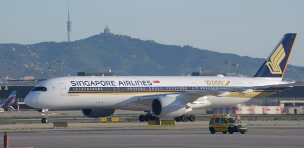 Respuesta de las líneas aéreas al cambio climático: la apuesta + verde de Singapore Airlines
